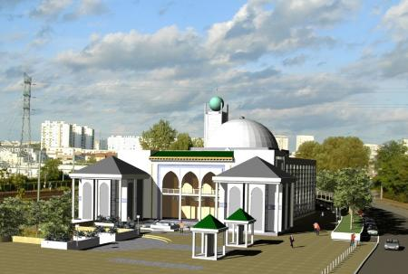 Mosquée de Tours