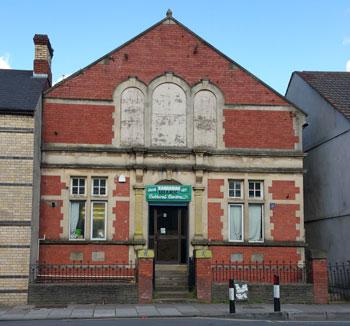 Centre Culturel Islamic Rabbaniyyag de Cardiff