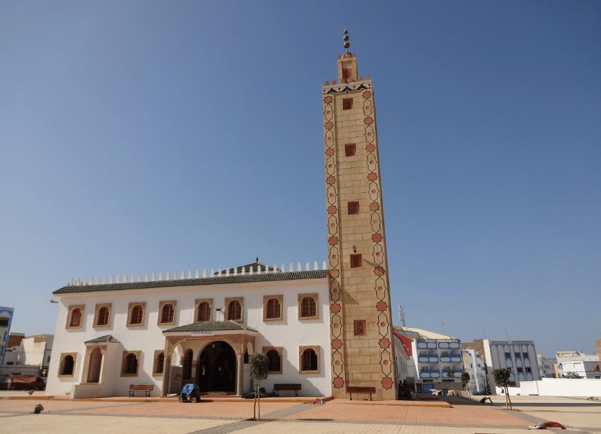 Mosquée Imam Malik d'Imzouren