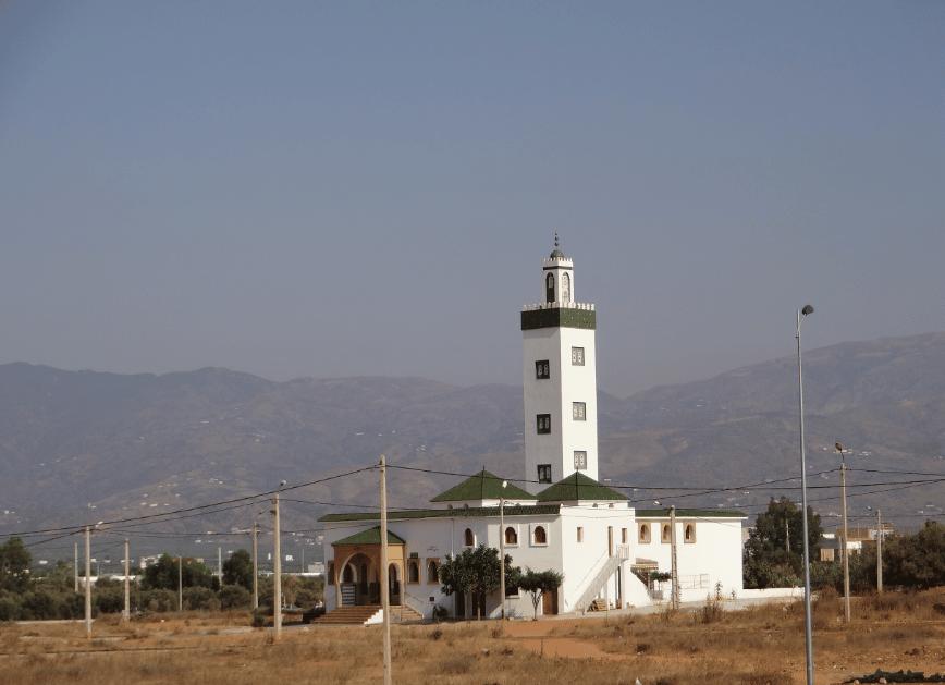 Mosquée Omar Ibn Al Khattab d'Imzouren