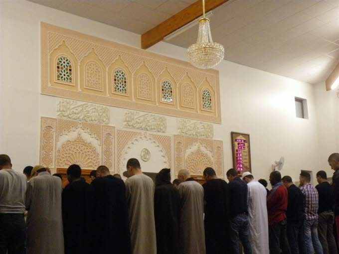 Mosquée Rillieux-la-Pape