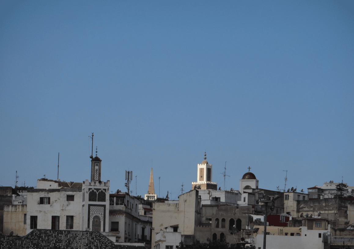 Deux églises et deux mosquées Tanger