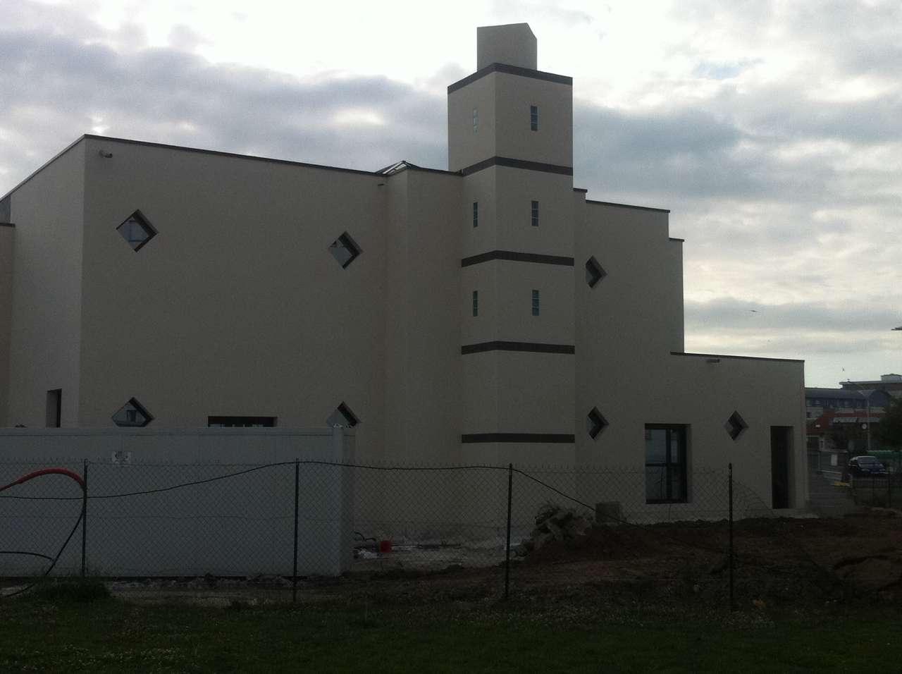 Mosquée 1 du Havre (76)