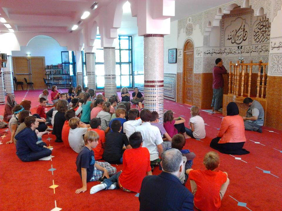 Visite mosquée Nantes