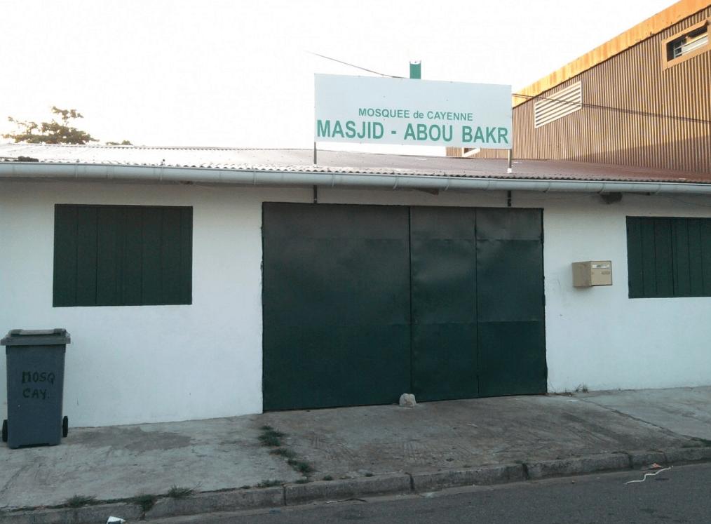 Masjid Abou Bakr Cayenne