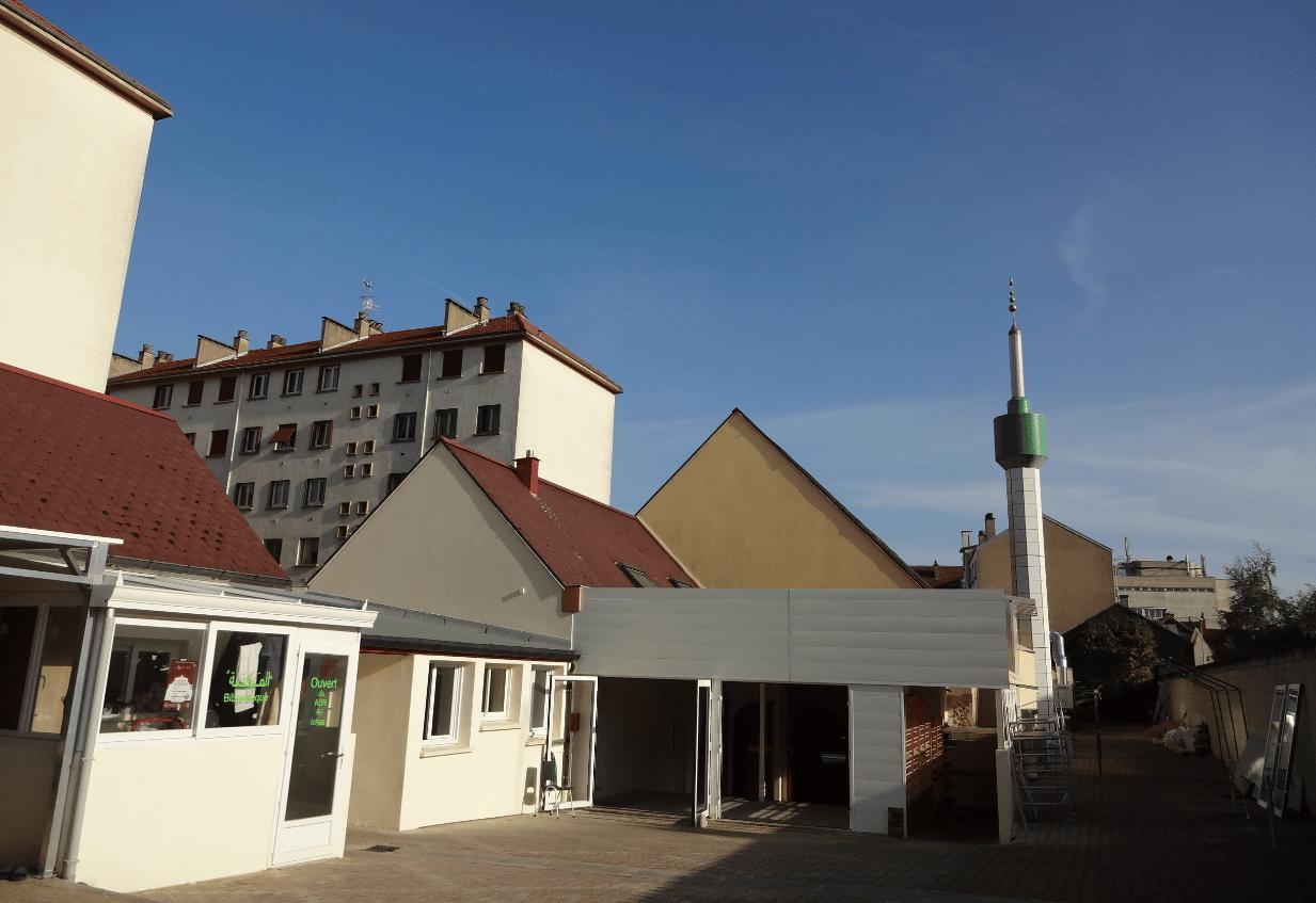 La mosquée El Khayr Dijon