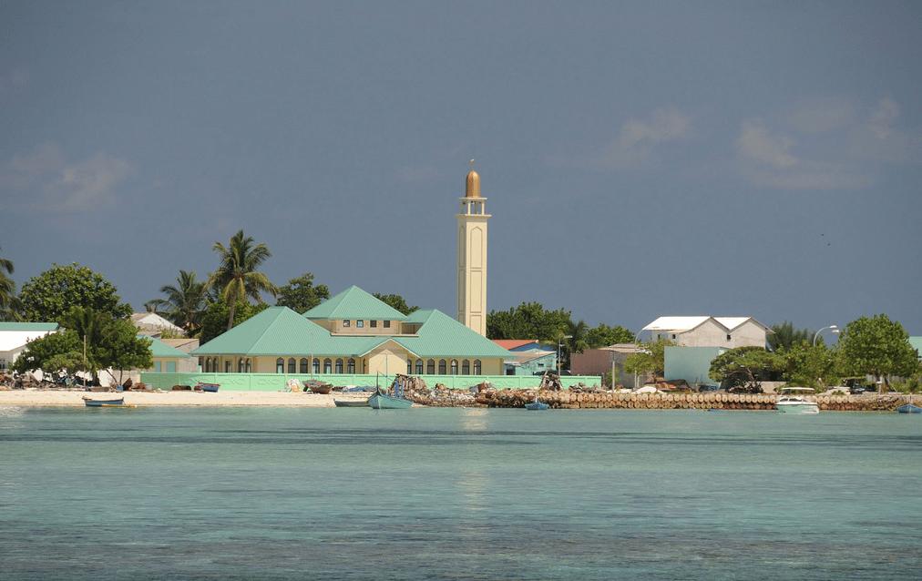 Mosquée Maldives