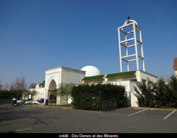 Mosquée de Dammarie