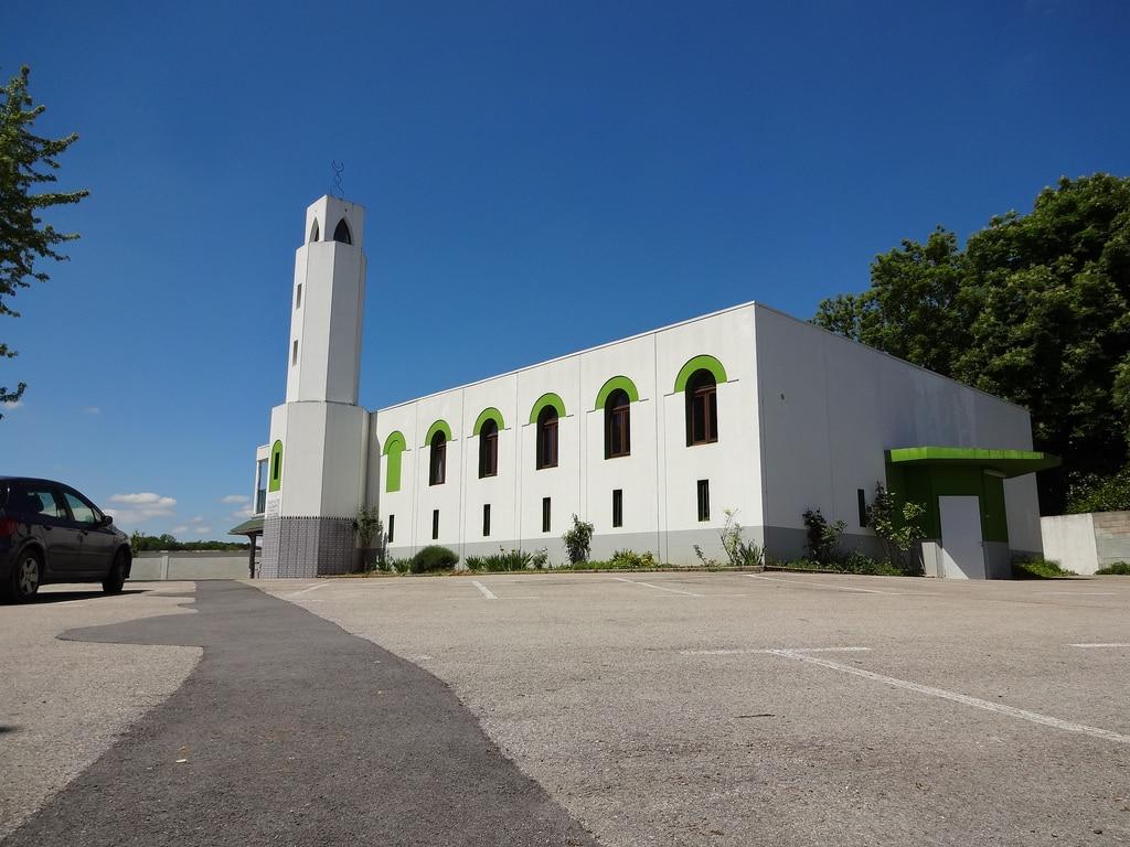 Mosquée Besançon
