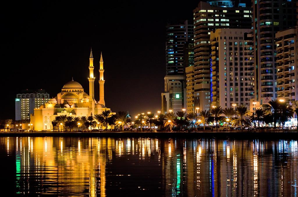 Mosquée Charjah