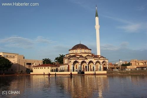 Mosquée turque de Bamako