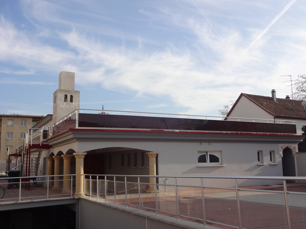 La mosquée Ennassiha de Colmar