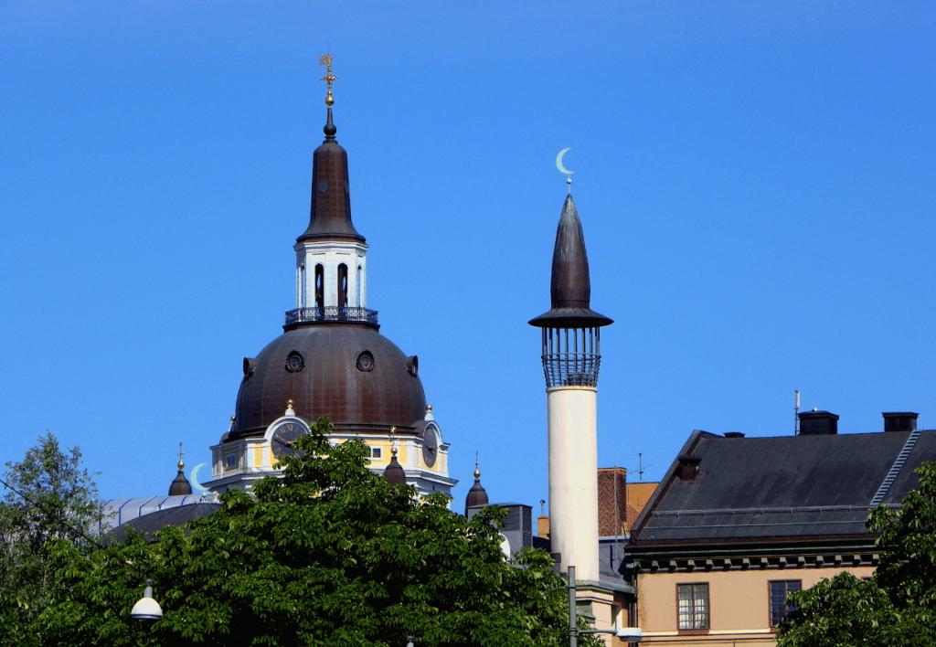 Mosquée Centrale de Stockholm