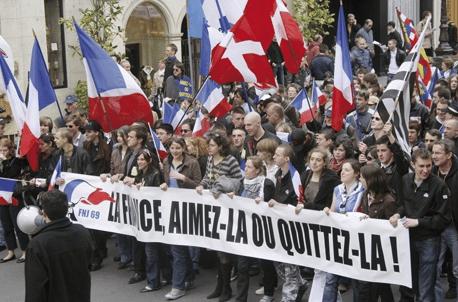 La France aimez-la ou quittez-la