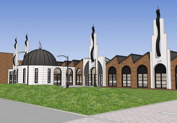 La mosquée Abou Bakr de Roubaix