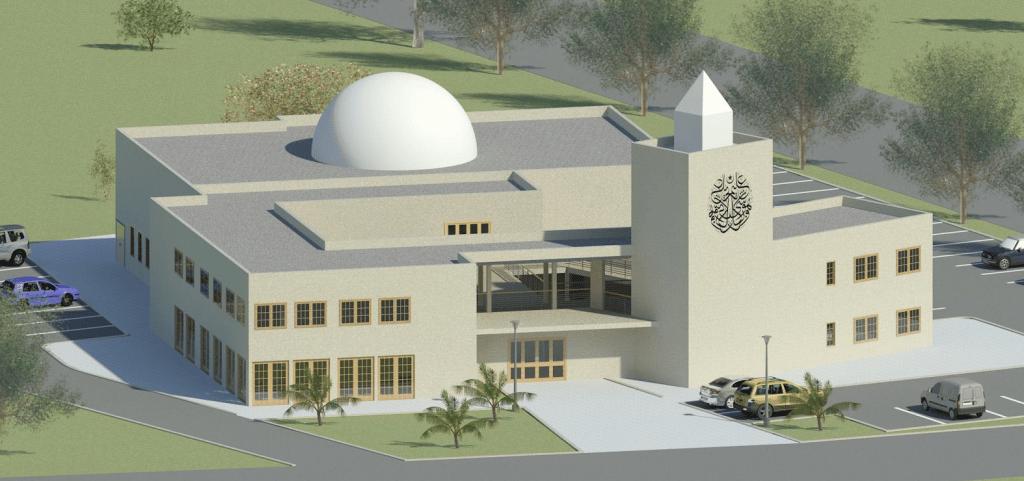 La mosquée de Gagny