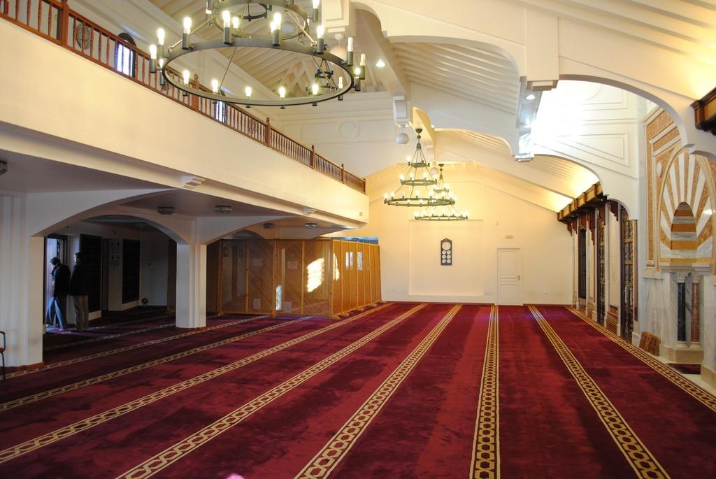 La mosquée de Grenade1