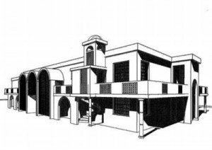 La mosquée turque de Nogent-sur-Seine