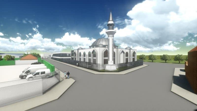 La mosquée turque de Roubaix