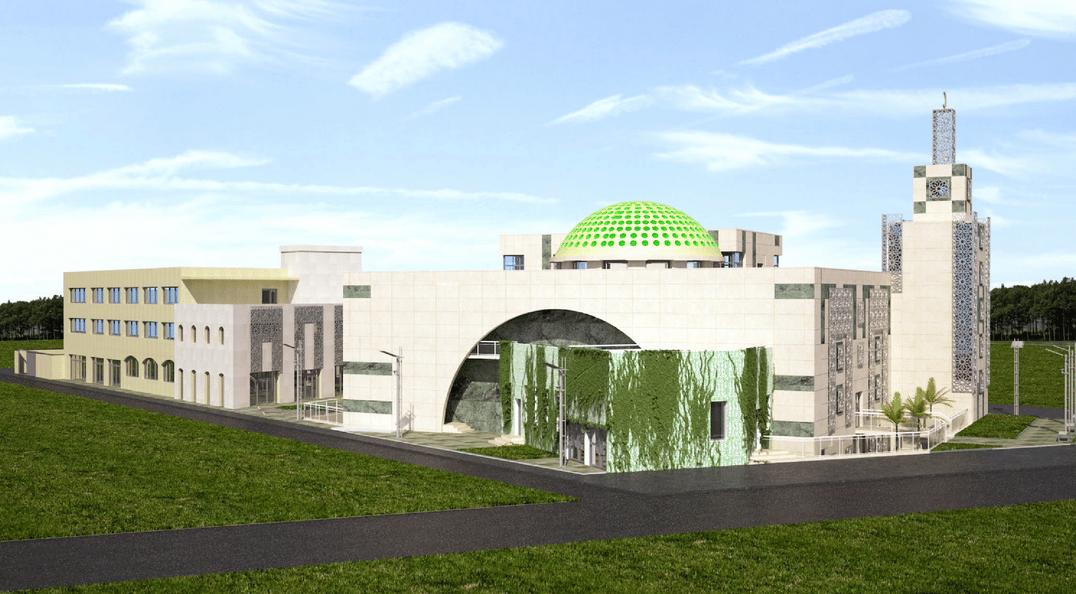 Mosquée d'Aubervilliers