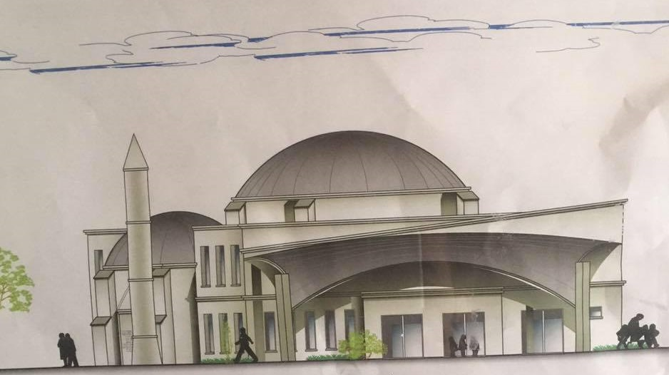 Mosquée turque de Caen