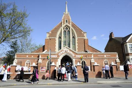 Inauguration de la mosquée de Southend