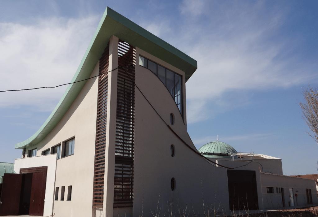 Inauguration de la mosquée de Bussy Saint Georges