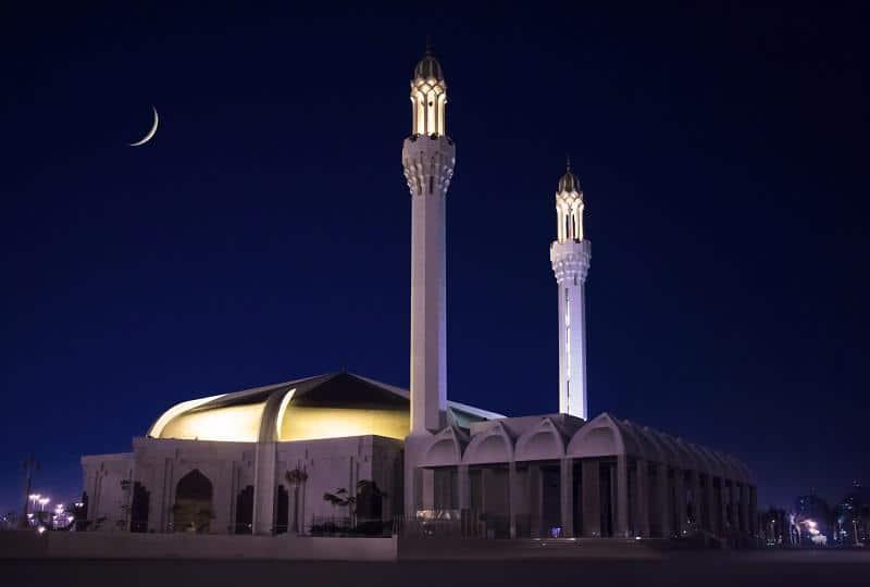 Mosquée Al 'Anani de Jeddah