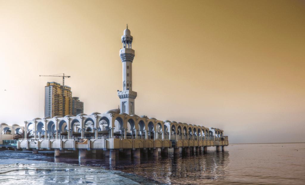 Mosquée Rahma de Jeddah
