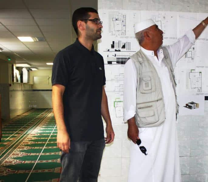Mosquée de La Faourette