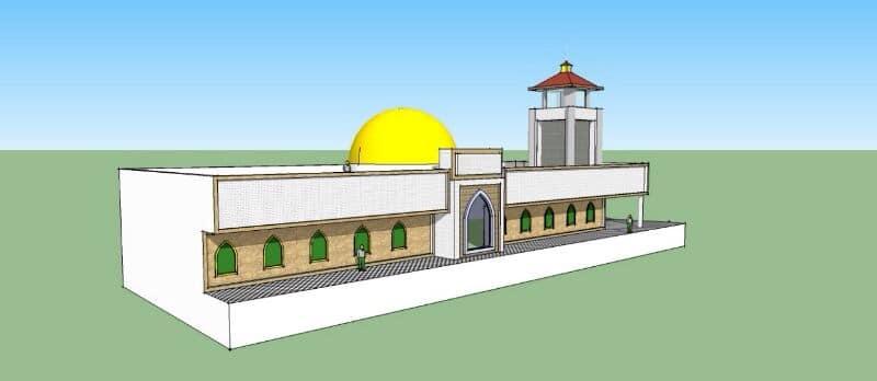 Projet de Centre Islamique à Tahiti