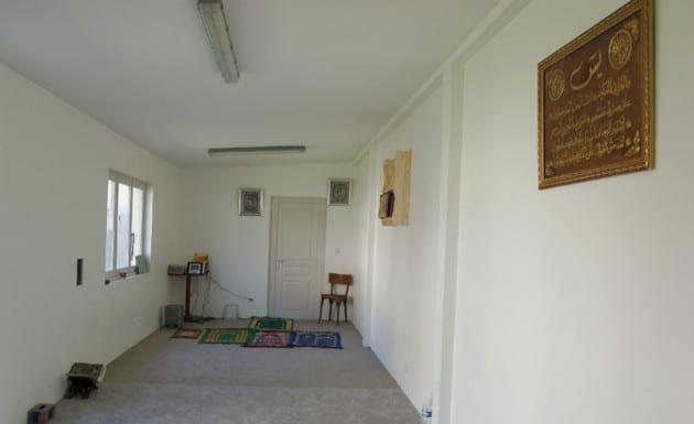 Une nouvelle salle de prière pour les musulmans