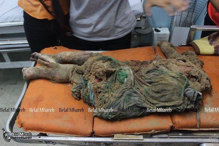 26 palestiniens d'une même famille dont 19 enfants tués à l'heure de l'Iftar3