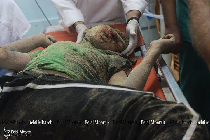 26 palestiniens d'une même famille dont 19 enfants tués à l'heure de l'Iftar5