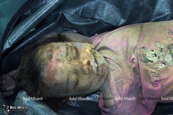 26 palestiniens d'une même famille dont 19 enfants tués à l'heure de l'Iftar6