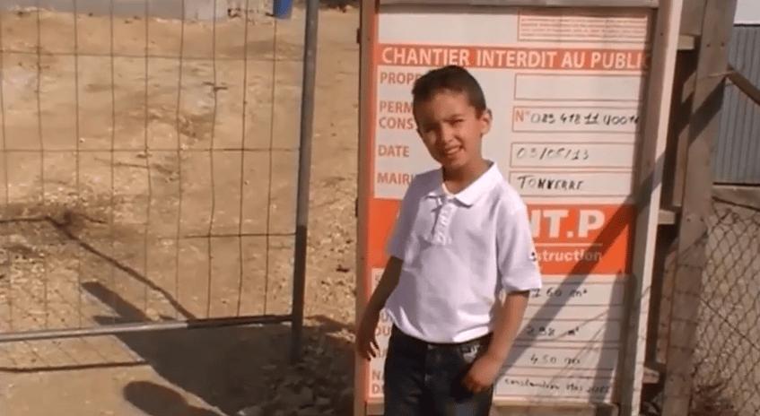 Aidez la mosquée de Tonnerre