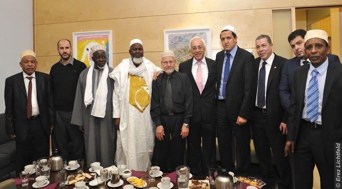 Imams français en Israël