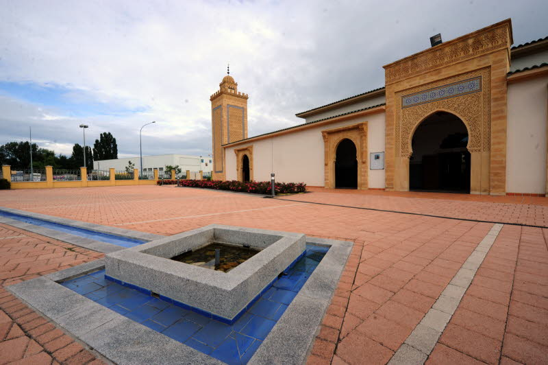 La Grande Mosquée de Saint Etienne 1
