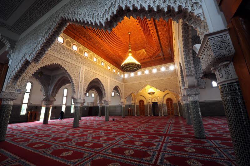 La Grande Mosquée de Saint Etienne 2