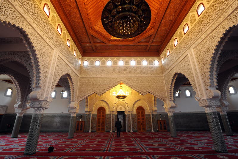 La Grande Mosquée de Saint Etienne 4