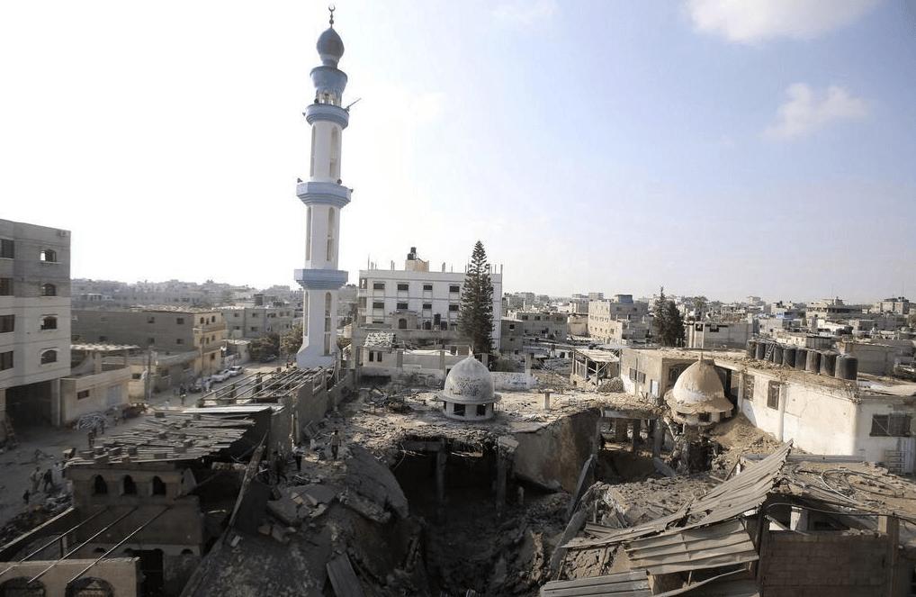Mosquée Al Farooq Rafah