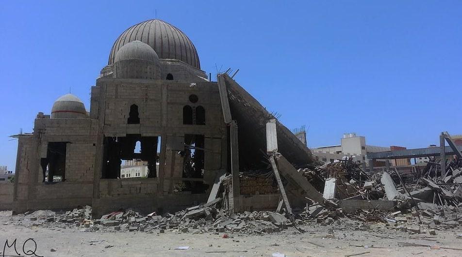Mosquée Hamza, Tel Al Hawa