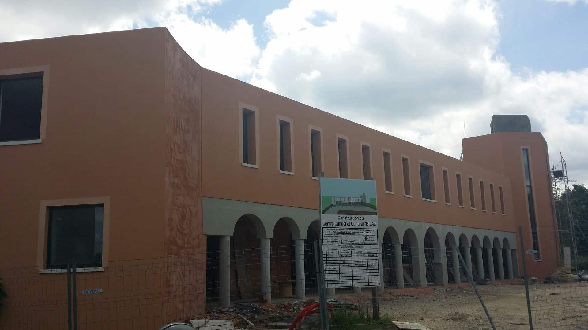 La nouvelle mosquée de Blois