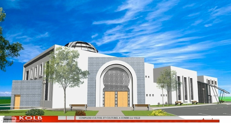 Mosquée de Combs-la-Ville