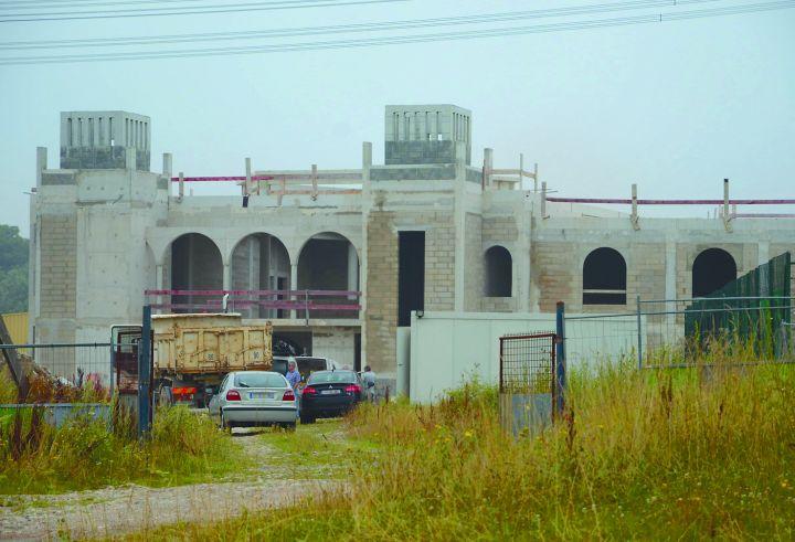 Mosquée de Roissy-en-Brie