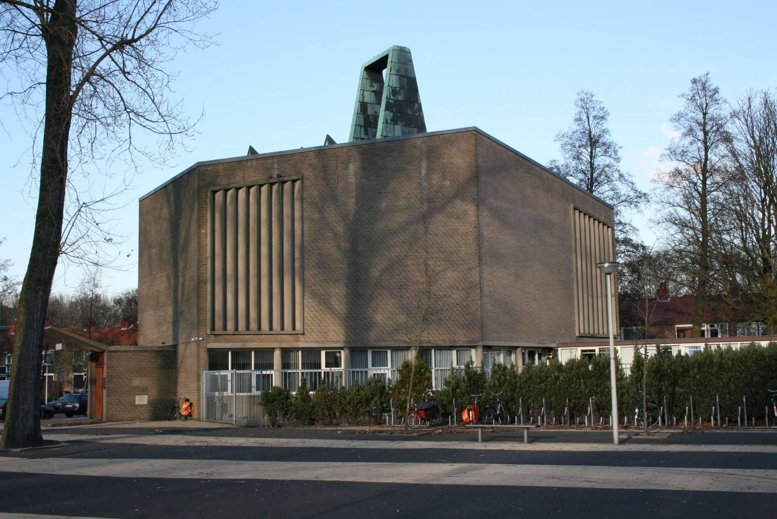Mosquée Al Hijrah d'Amsterdam