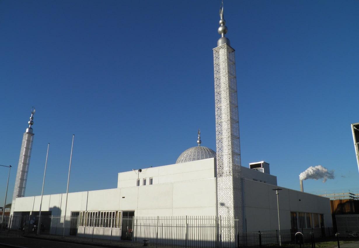 Mosquée Attaqwah d'Amsterdam