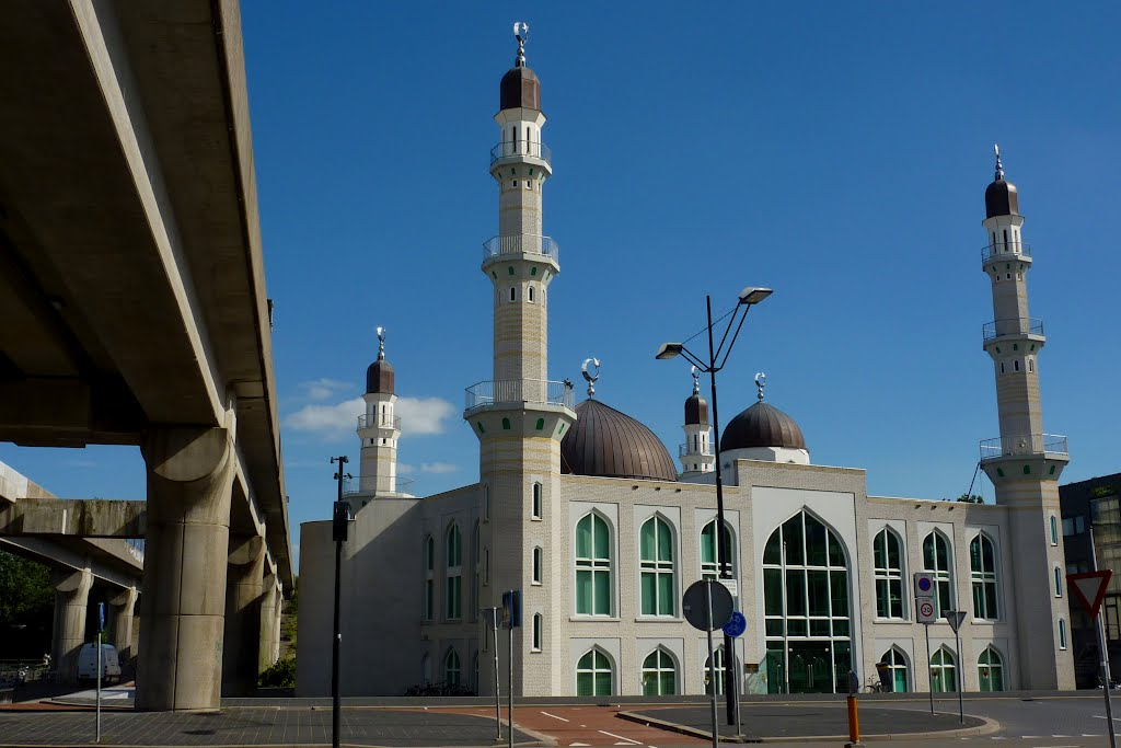 Mosquée Taibah d'Amsterdam