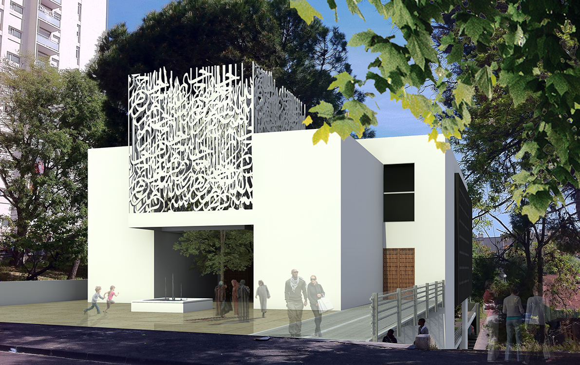 Mosquée des Cèdres 1