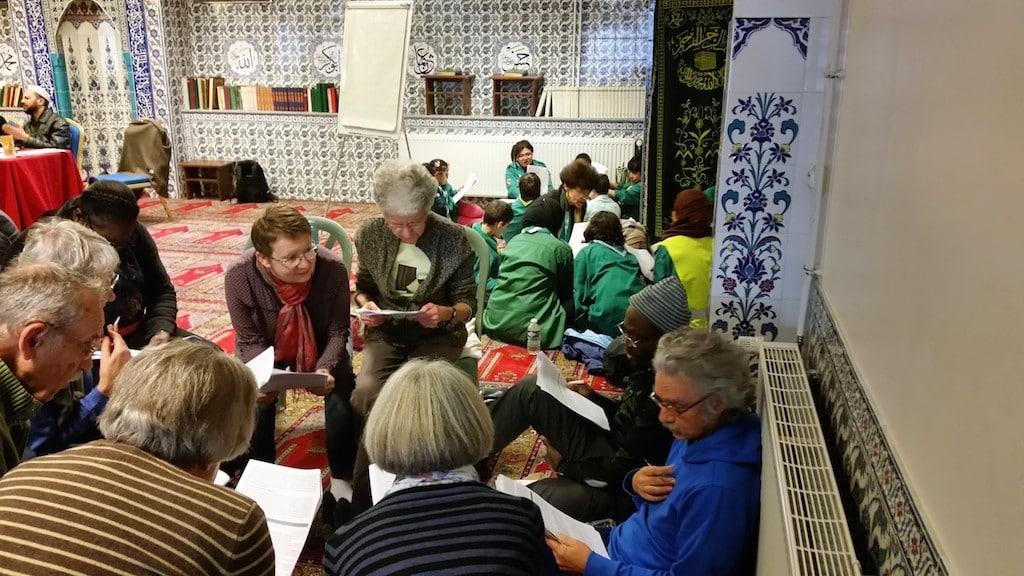 Mulhouse Quand musulmans et chrétiens échangent sur Abraham à la mosquée 5